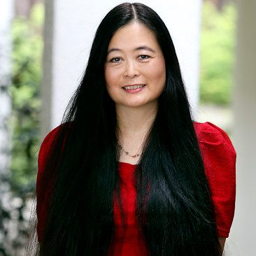 Alice Yang, seen at UC Santa Cruz on Friday, is the provost for Stevenson College, assistant professor of history, and an advocate for social justice. (Kevin Johnson -- Santa Cruz Sentinel)