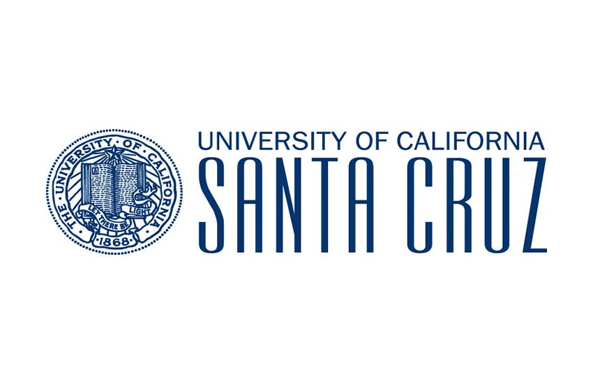 The logo for the University of California, Santa Cruz