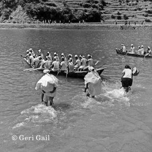 Ogimi village festival held in the summer