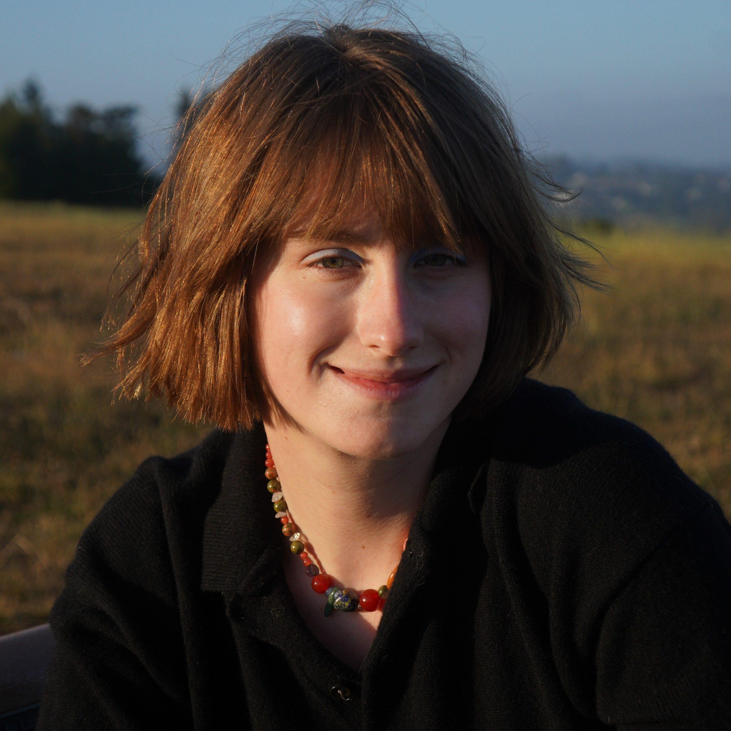 Portrait of Edie Trautwein
