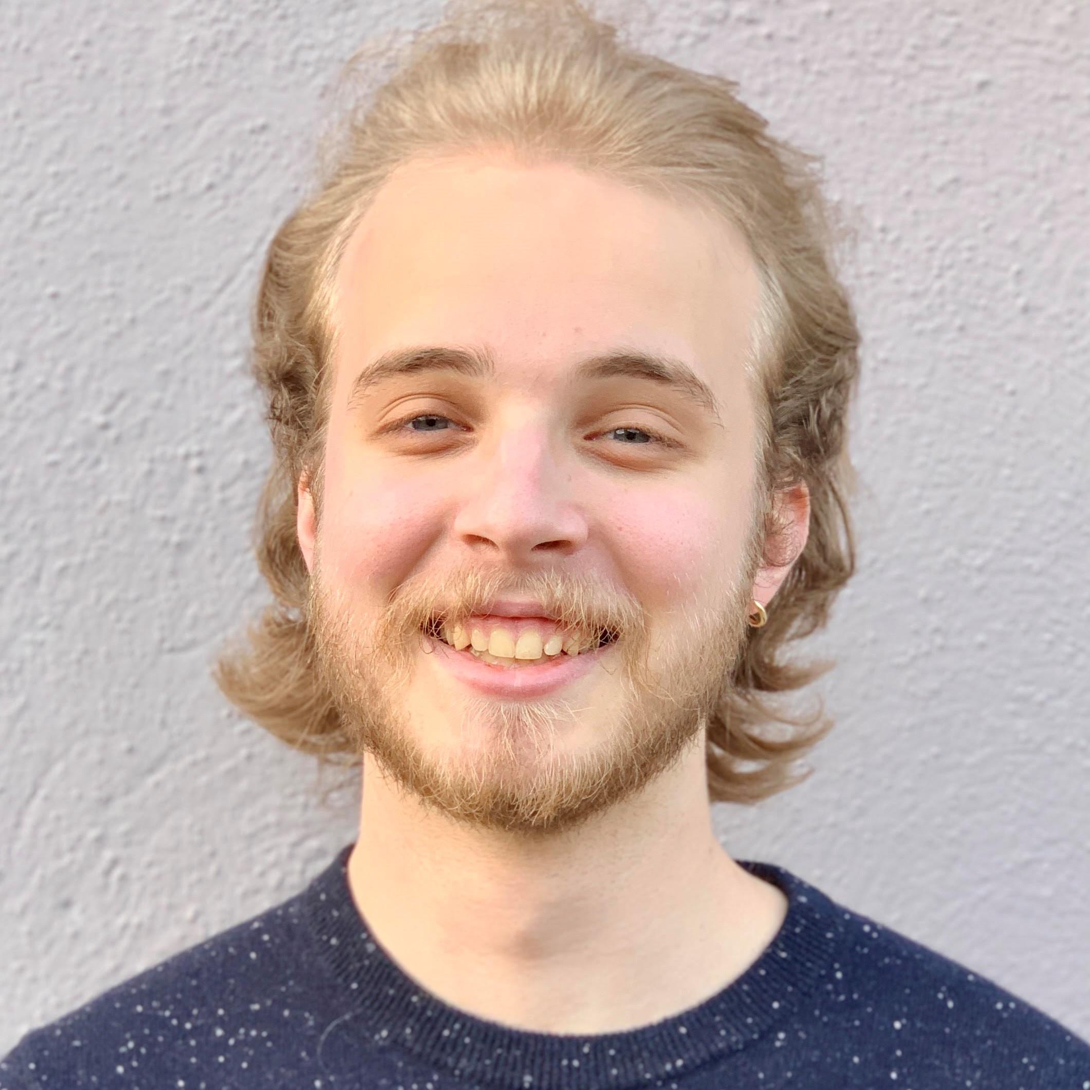 Portrait of Owen Raymond